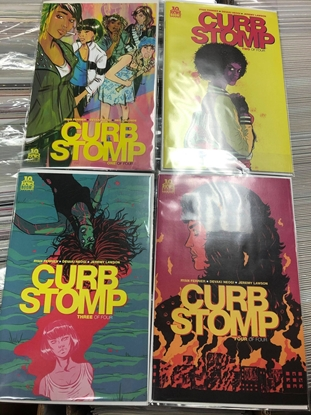 Picture of CURB STOMP #1 2 3 4 SET