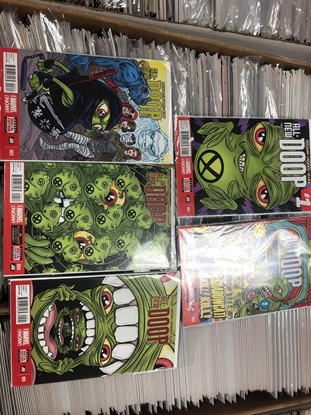 Picture of ALL NEW DOOP (2014) #1-5 SET