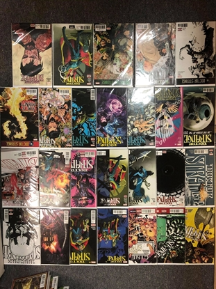 Picture of DOCTOR STRANGE (2015) #1-26 COMPLETE SET
