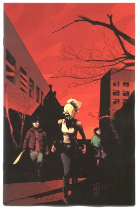 Picture of SOMETHING IS KILLING CHILDREN #11 THANK YOU ONE PER STORE VARIANT