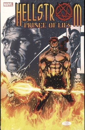 Picture of HELLSTROM TP PRINCE OF LIES