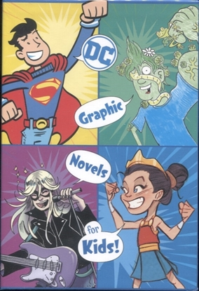 Picture of DC GRAPHIC NOVELS FOR KIDS BOX SET