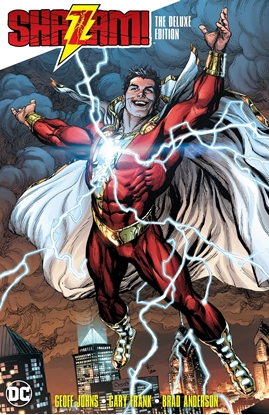 Picture of SHAZAM THE DELUXE EDITION HC