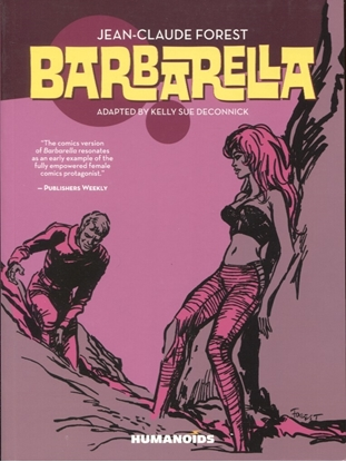 Picture of BARBARELLA TP (RES) (MR)