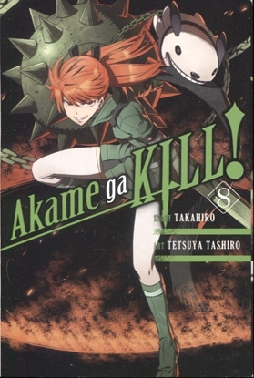 Picture of AKAME GA KILL GN VOL 08 (C: 1-1-0)