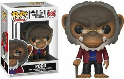 Picture of FUNKO POP TELEVISION THE UMBRELLA ACADEMY POGO HARGREEVES #935 NEW