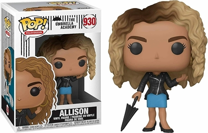 Picture of FUNKO POP TELEVISION THE UMBRELLA ACADEMY ALLISON HARGREEVES #930 NEW