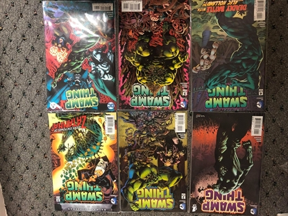 Picture of SWAMP THING (2016) #1-6 SET
