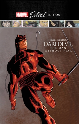 Picture of DAREDEVIL HC MAN WITHOUT FEAR MARVEL SELECT