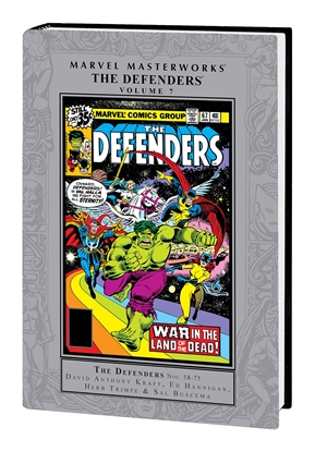 Picture of MARVEL MASTERWORKS DEFENDERS HC VOL 7
