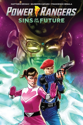 Picture of POWER RANGERS SINS OF FUTURE ORIGINAL GN