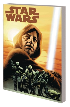 Picture of STAR WARS TP FROM JOURNALS OF OBI-WAN KENOBI