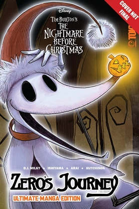 Picture of DISNEY MANGA NIGHTMARE XMAS ZEROS JOURNEY ULTIMATE EDITION TP