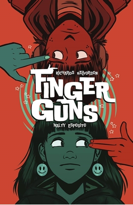Picture of FINGER GUNS TP