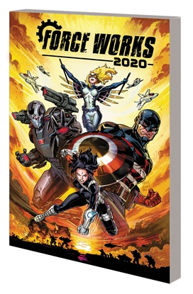 Picture of IRON MAN 2020 ROBOT REVOLUTION TP FORCE WORKS