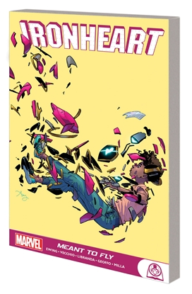Picture of IRONHEART GN TP MEANT TO FLY