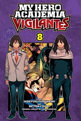 Picture of MY HERO ACADEMIA VIGILANTES GN VOL 8