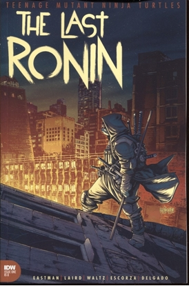 Picture of TMNT THE LAST RONIN #1 1:50 INCENTIVE VARIANT COVER