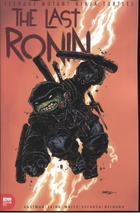 Picture of TMNT THE LAST RONIN #1 1:10 INCENTIVE VARIANT COVER