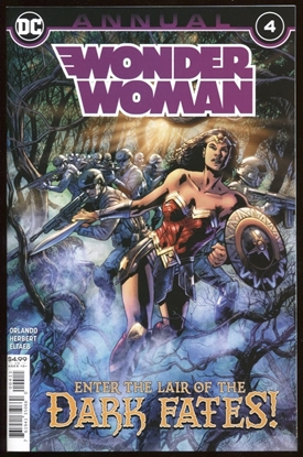 Picture of WONDER WOMAN ANNUAL #4