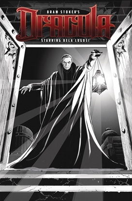 Picture of DRACULA HC GN