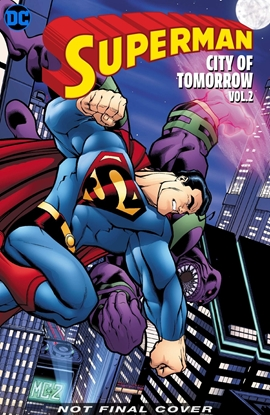 Picture of SUPERMAN THE CITY OF TOMORROW VOL 2 TP