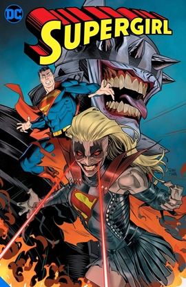 Picture of SUPERGIRL (2018) VOL 03 INFECTIOUS TP