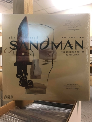 Picture of ANNOTATED SANDMAN HC VOL 2 (MR)