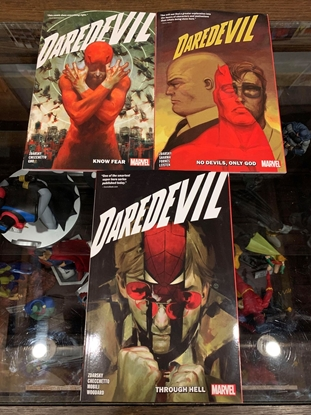 Picture of DAREDEVIL BY CHIP ZDARSKY TPB VOL 1 2 3 4 SET
