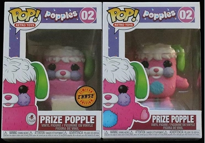 Picture of FUNKO POP RETRO TOYS POPPLES PRIZE POPPLE #02 CHASE COMMON SET NEW