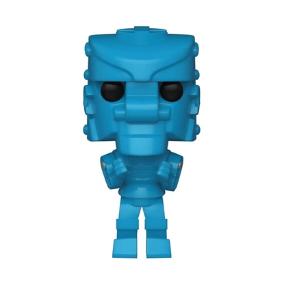 Picture of FUNKO POP RETRO TOYS ROCK'EM SOCK'EM ROBOTS BLUE BOMBER #14 NEW