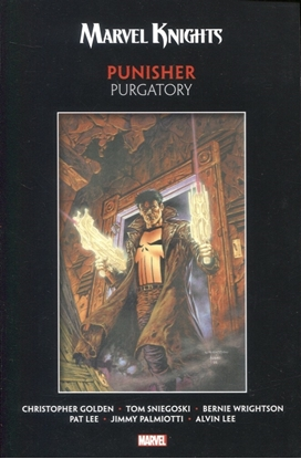 Picture of MARVEL KNIGHTS PUNISHER TP PURGATORY