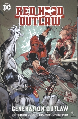 Picture of RED HOOD OUTLAW TPB VOL 3 GENERATION OUTLAW