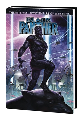 Picture of BLACK PANTHER HC VOL 3 INTERGALACTIC EMPIRE WAKANDA PART ON