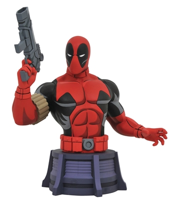 Picture of MARVEL ANIMATED X-MEN DEADPOOL BUST