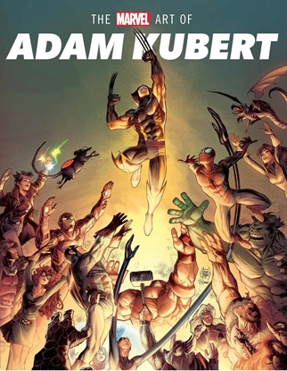 Picture of MARVEL ART OF ADAM KUBERT HC