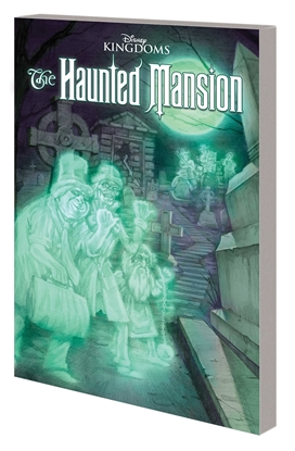 Picture of DISNEY KINGDOMS GN TP HAUNTED MANSION