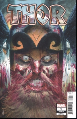 Picture of THOR #9 KLEIN VARIANT