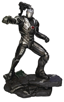 Picture of MARVEL GALLERY AVENGERS ENDGAME WAR MACHINE PVC FIGURE