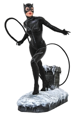 Picture of DC GALLERY BATMAN RETURNS MOVIE CATWOMAN PVC STATUE