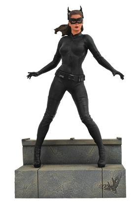 Picture of DC GALLERY DARK KNIGHT RISES MOVIE CATWOMAN PVC FIGURE