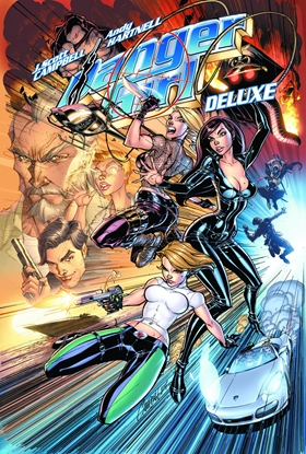 Picture of DANGER GIRL DLX ED TP