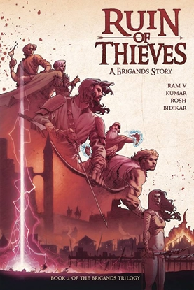 Picture of BRIGANDS TP VOL 02 RUIN OF THIEVES