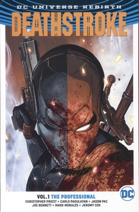 Picture of DEATHSTROKE TP VOL 1 THE PROFESSIONAL (REBIRTH)