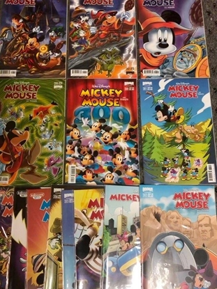 Picture of MICKEY MOUSE #396-309 BOOM KIDS SET