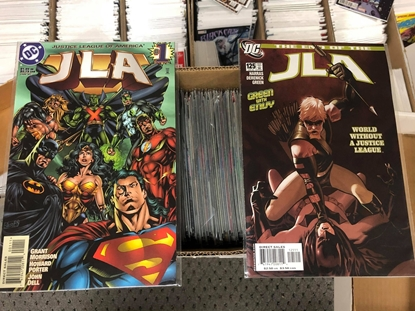Picture of JLA (1997) #1-125 SET