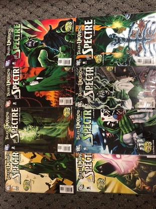 Picture of TALES OF THE UNEXPECTED FEATURING SPECTRE #1-8 SET