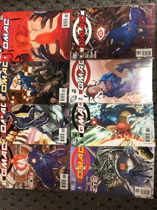 Picture of OMAC (2006) #1-8 SET