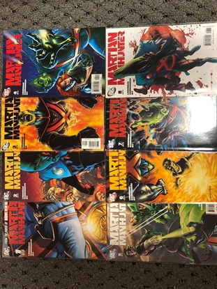 Picture of MARTIAN MANHUNTER (2006) #1-8 SET