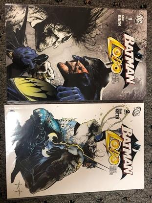 Picture of BATMAN LOBO (2007) #1 + 2 SET